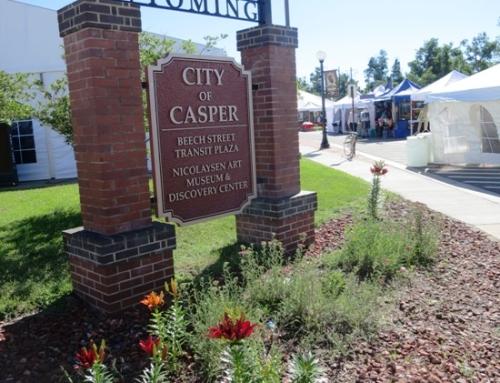 WY, Casper, Summer Art Fest, NIC Fest