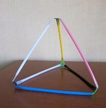 Pyramid or Triangular Base