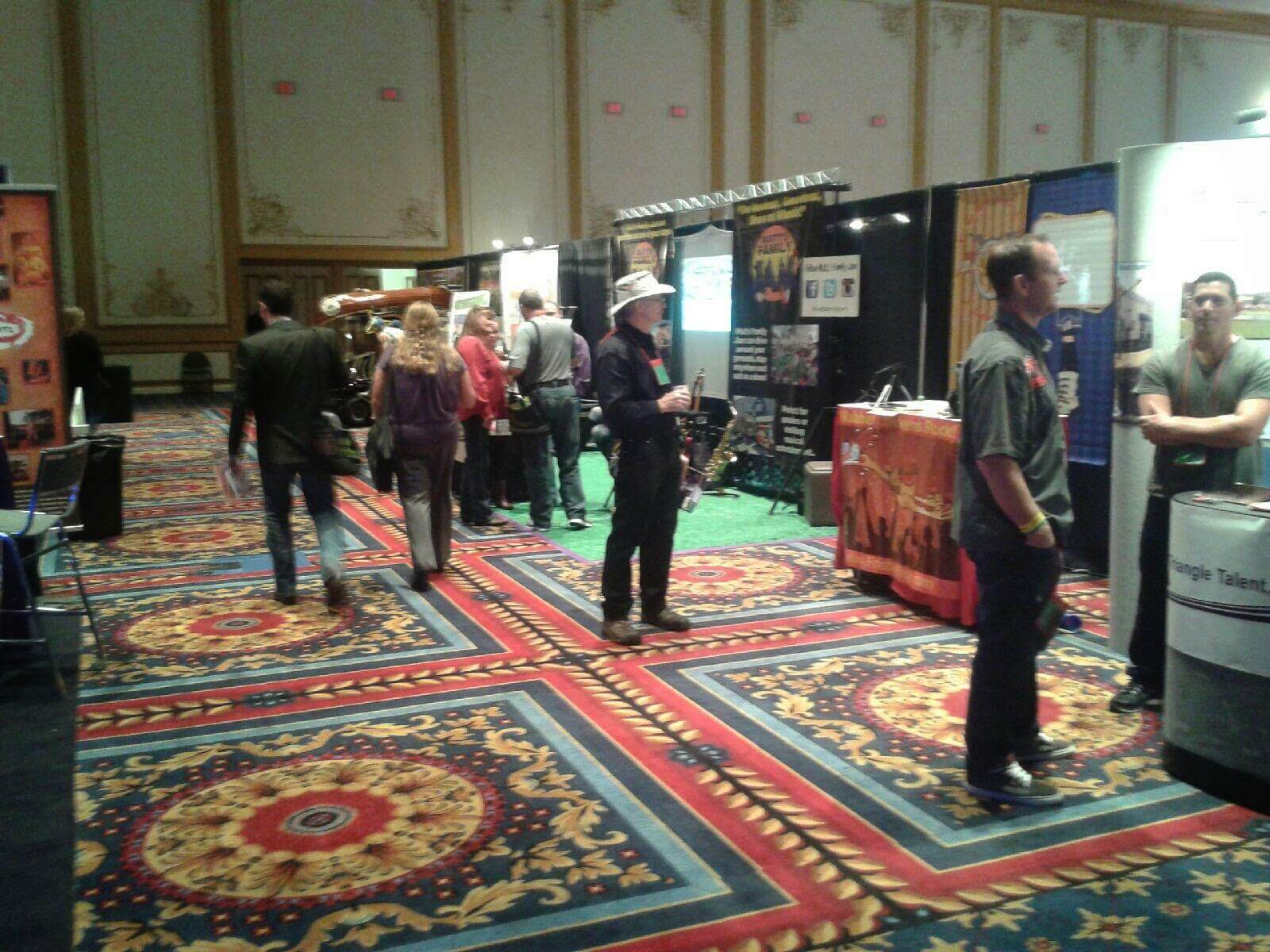 Walking the IAFE Convention