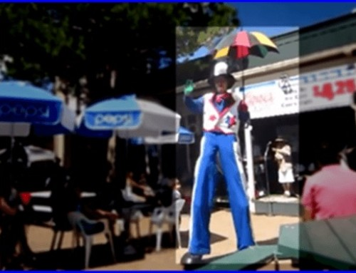 Entertaining at Heritage Square
