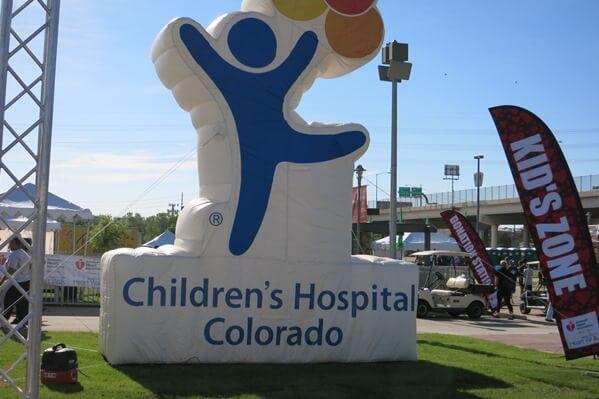 Children's Hospital Bubbles