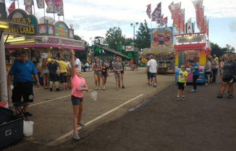 Dubuque County Fair Bubbles 2018