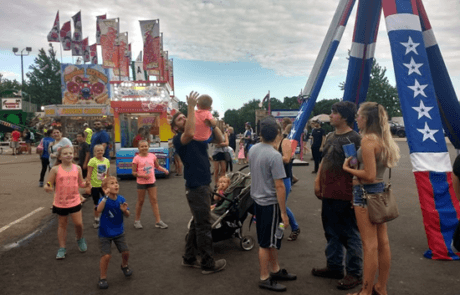 DubuqueCounty Fair 2018 and more Bubbles