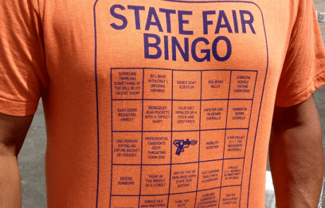 Dubuque County Fair - Cool Shirt 2018