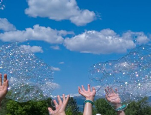 Art Speak on the nature of the  BubbleYou®